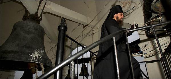Danilov Monastery bells