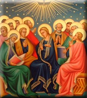 Holy Spirit icon Orthodox