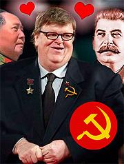 Michael Moore Communist Marxist
