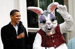 Obama Disregards Easter