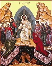 Christ Resurrection - Pascha Orthodox
