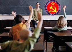 Education communist brainwashing