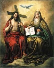 God Trinity - Father, Son, Holy Spirit