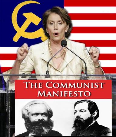 Pelosi communist Leninist