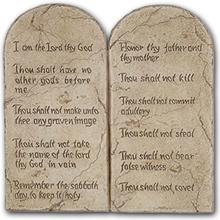 Ten Commandments Orthodox