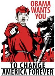 Obama radical marxist hates America