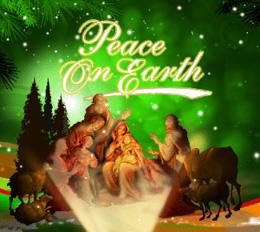 Merry Christmas, Peace on Earth