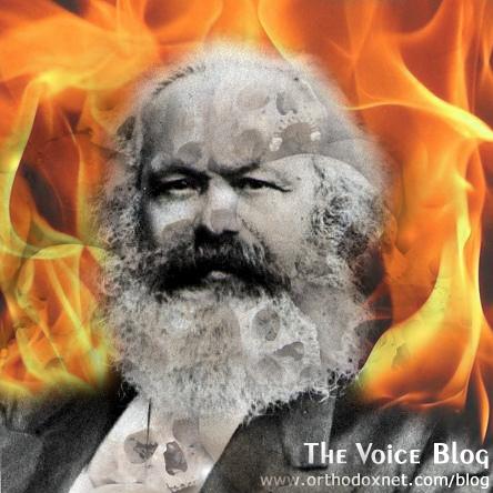 Karl Marx evil lazy delusional impostor