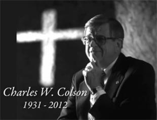 Charles Colson Memory Eternal