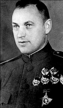 General Rokossovsky