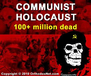 Communist Holocaust Murder Evil Tyranny
