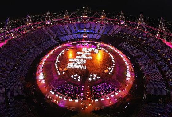 Olympics National Health Service Socialized Medicine Propaganda