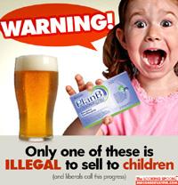 Plan B Girls Children Drugs Madness of Liberal Moralizing