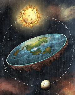 Flat Earth Theory A Secular Myth