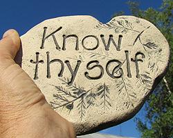 Self Awareness and Self Control Know Thyself