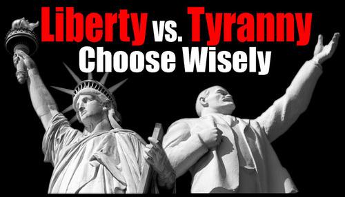 Liberrty vs Tyranny Elections