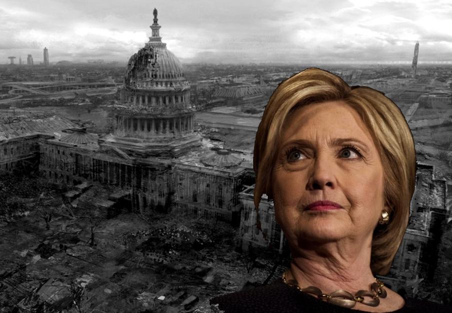 Hillary American Apocalypse Averted