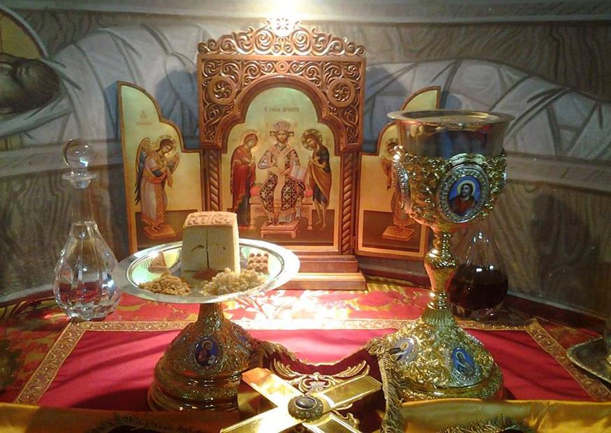 The Sacraments in the Orthodox Church