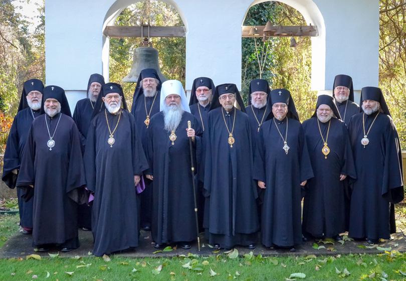 OCA synod of bishops